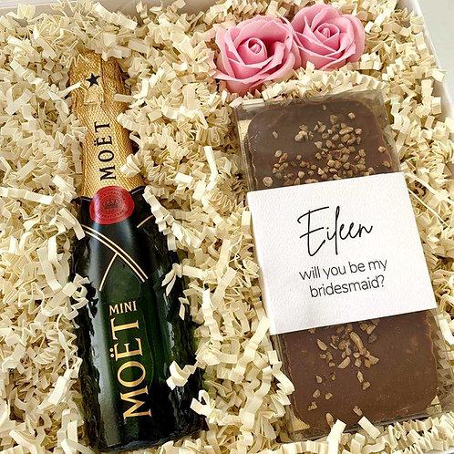 Gift Box | Bridesmaid - Sip Sip Hooray