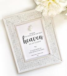 In Memory Wedding Sign Ideas In Loving M