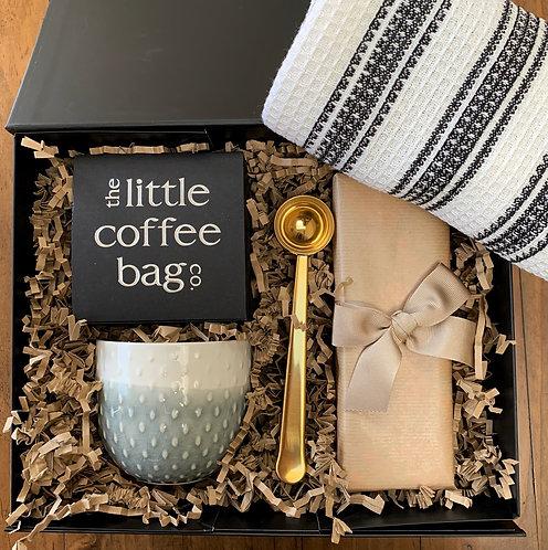 Coffee lover gift box hamper