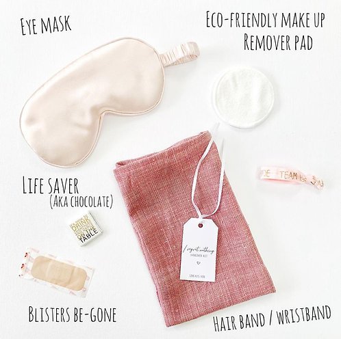 Hangover Kit Hen Party Favors Gift Ireland Hen Party Bag Hen Hangover Kit Hen Survival Kit