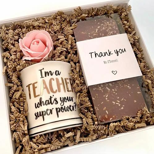 Teacher Gift Box | Big Heart & Little Minds