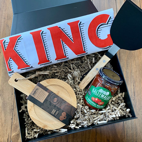 BBQ gift box with amazing variety of bbq accessories