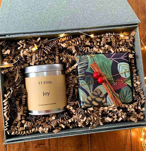 Christmas Gift box | The Little Box of Joy