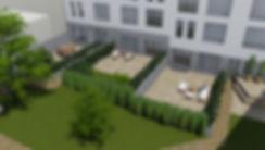 Bajos con jardin residenial julia solá 4, madrid