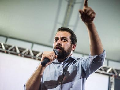 O discurso político de Boulos: refundar a democracia brasileira