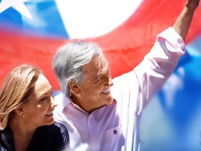 Preservar vidas, empregos e o mandato: O discurso de Sebastián Piñera