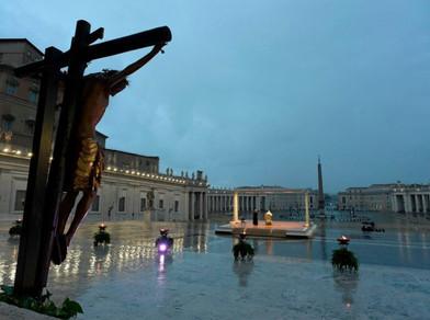 O contágio da esperança: a análise do discurso do Papa Francisco