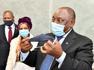 União na luta contra a pandemia: o discurso do presidente da África do Sul