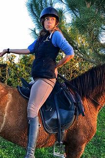 apprendre à monter à cheval