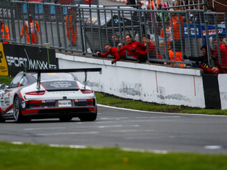 Redline Racing Win Historic Tenth Porsche Carrera Cup GB Title Double