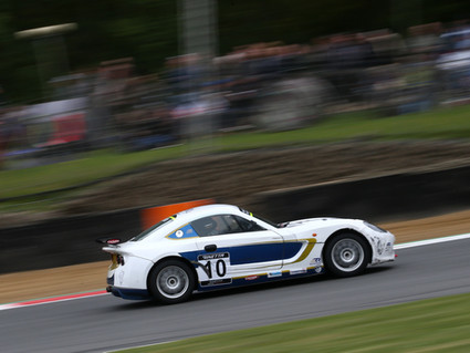 Richardson Racing enjoys victorious end to Ginetta Junior Championship campaign
