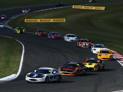 Strong end to GT5 Challenge campaign for Richardson Racing