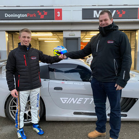 Blake Angliss Steps Up To Ginetta GT4 SuperCup For 2021
