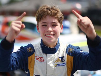Richardson Racing wins again at Oulton Park