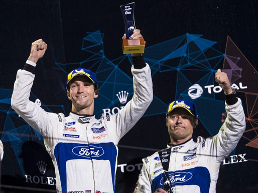 Priaulx on Podium in Japan for the 4th Round