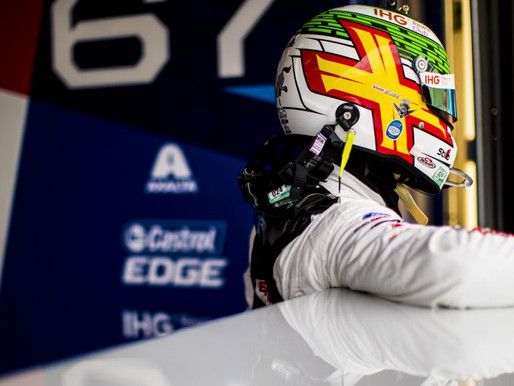Andy in Japan for the 4th round of the FIA WEC Super Season