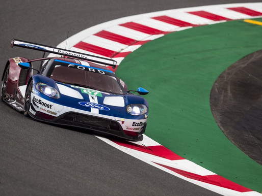 Andy heads to China for the second half of the FIA WEC