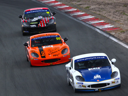 Triple top five for Richardson Racing at Zandvoort