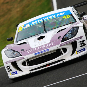Gordon-Colebrooke Makes His Mark With Superb Oulton Park Pace