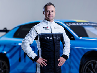 A busy year ahead for Andy Priaulx in the WTCR