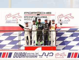 Oliphant Takes Championship Lead With Landmark Middle East Win