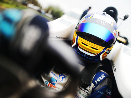 Double top four for Richardson Racing as F4 heads for Scotland