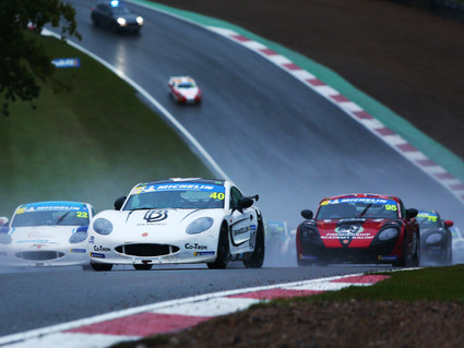 Richardson Racing ends on a high at Brands Hatch