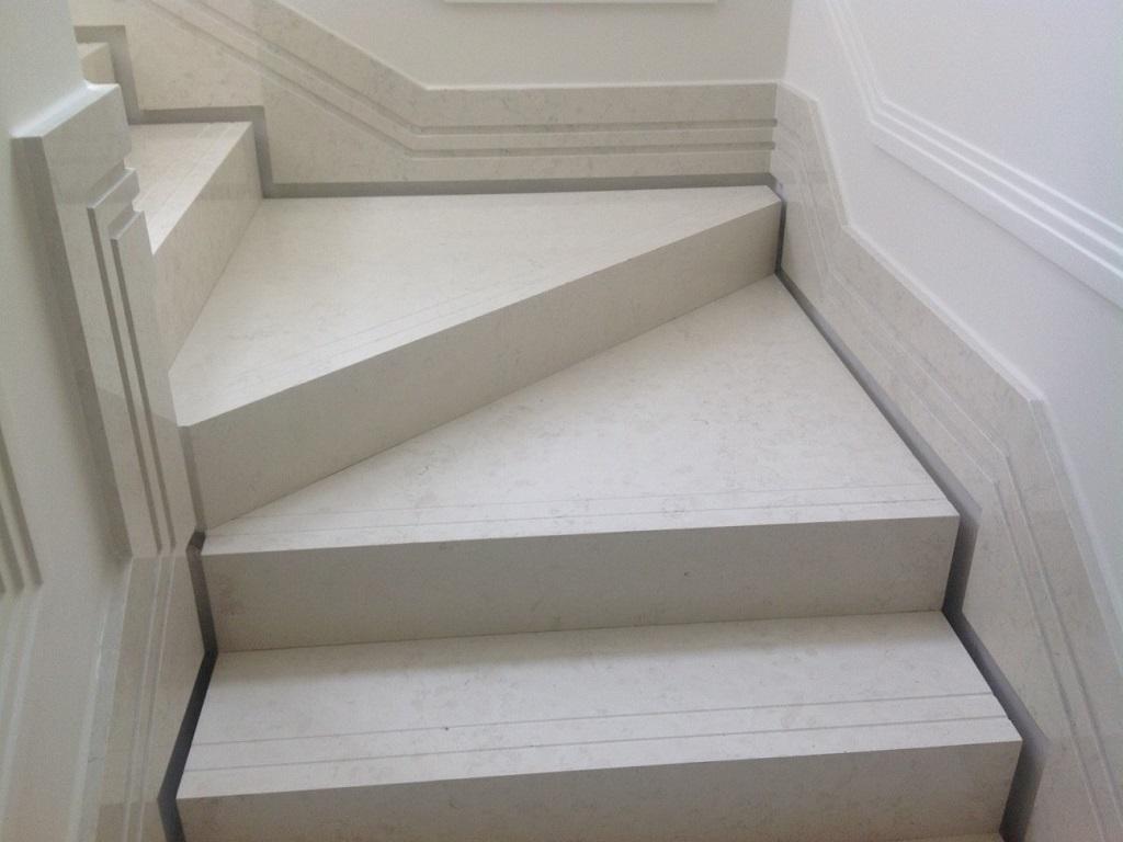 Escada e Rodapé