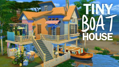 Tiny Boat House | House