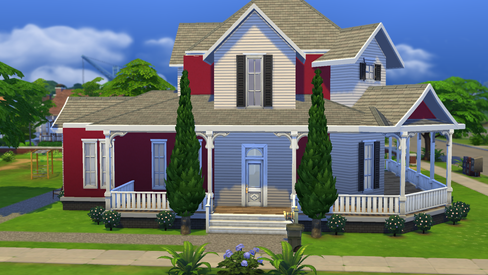 House | Contemporary family