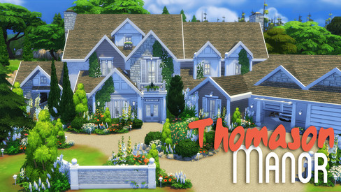 House | Thomason Manor