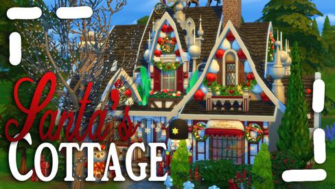 House | Santa's Cottage