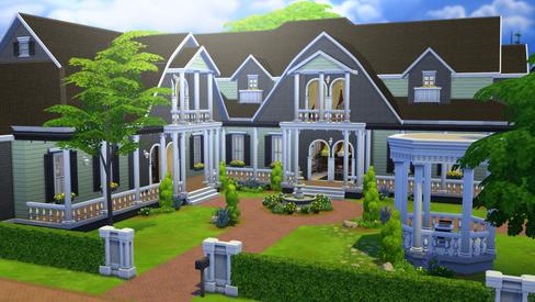 House | Lakeside Manor