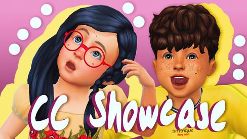 Toddler CC Showcase #1