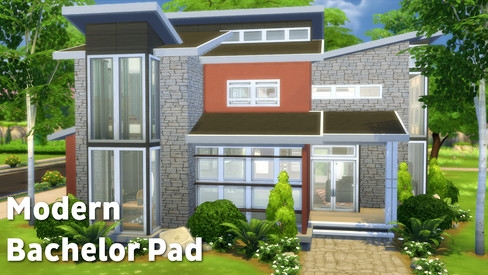 House | Modern Bachelor