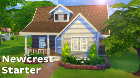 House | Newcrest Starter