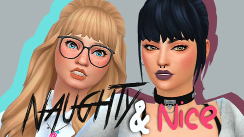 Create A Sim | Naughty & Nice