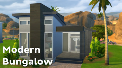 House | Modern Bungalow