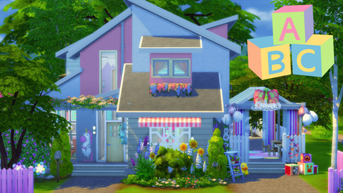 House | Blossom's Toddler Daycare