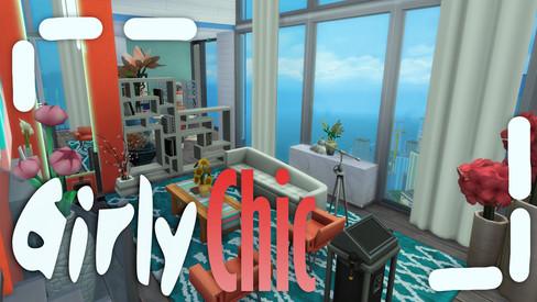 Apartment | Girly Chic