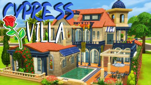House | Cypress Villa