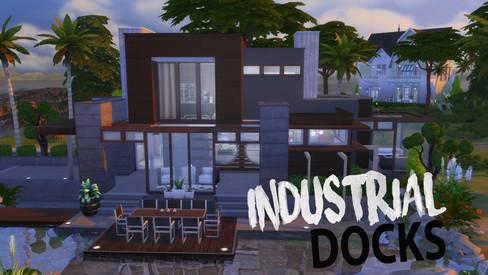 House | Industrial Docks