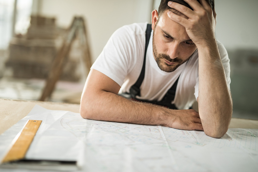recover from builder break up