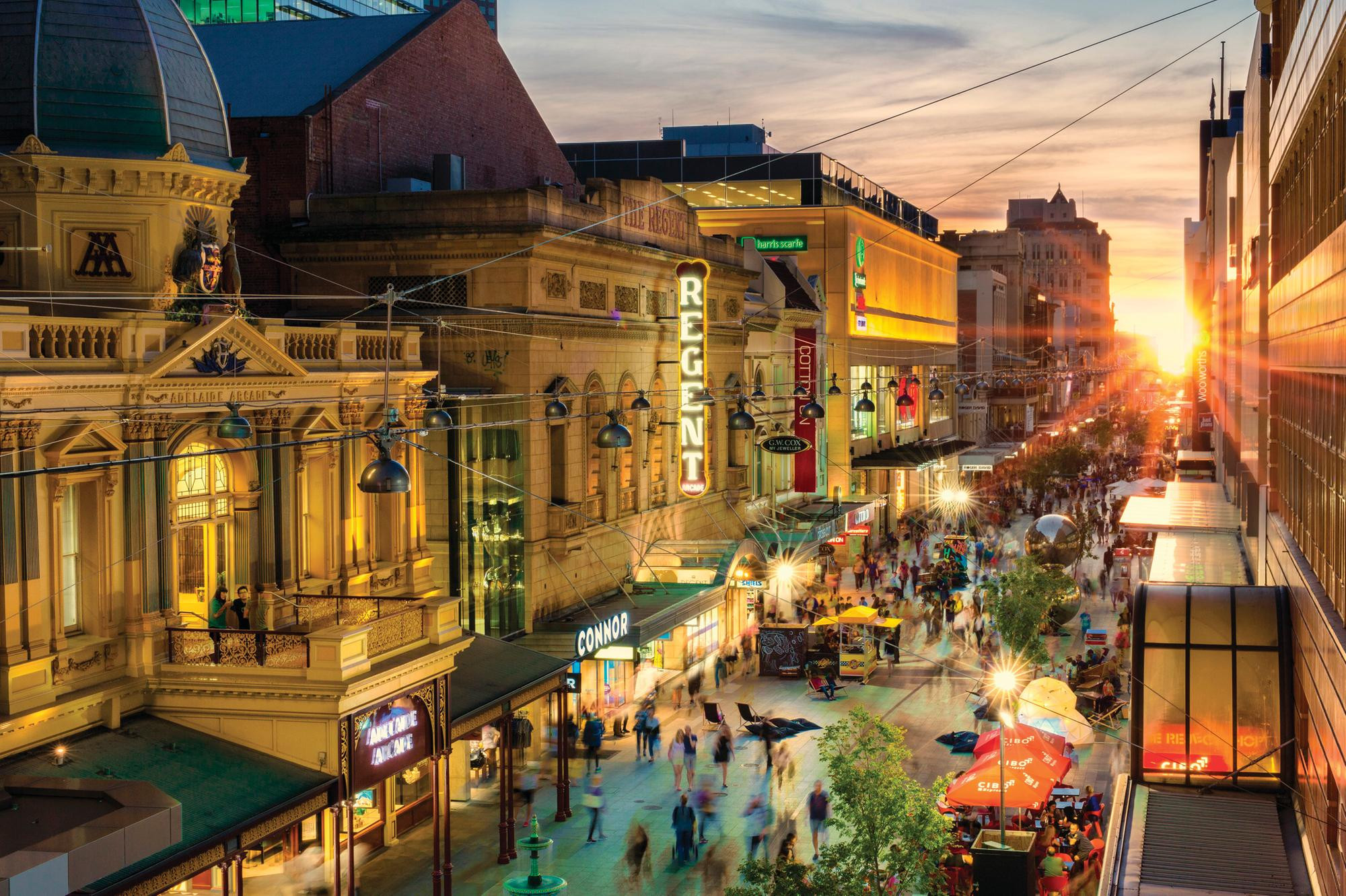 Adelaide Commercial Property Set To Thrive In Covid Free Bubble