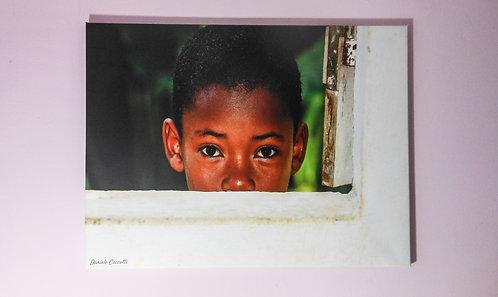TELA CERTIFICATA CON STAMPA FOTOGRAFICA 80x60