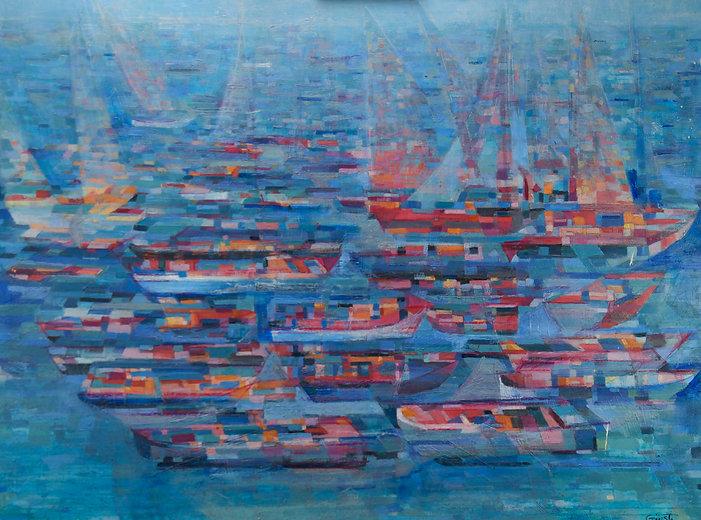 Frédérique Giusti - Marine