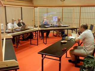 令和2年9月6日(日)読書会が開催されました。
