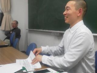 3/26、拡大役員会と研修会が開催されました。