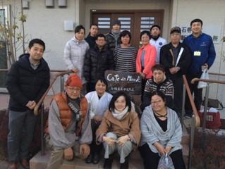12/6 カフェ・デ・モンク開催報告