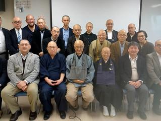 「北海道東北臨床宗教師会」令和元年度総会